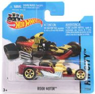 Hot Wheels 79/250 - Rigor Motor Diecast Car- HW City